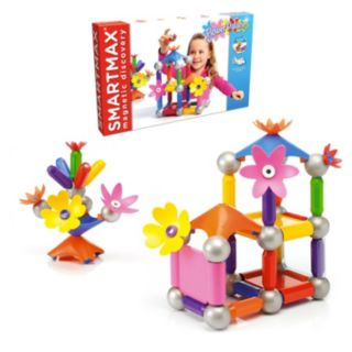 SmartMax Magnetic Discovery Flower Palace Set