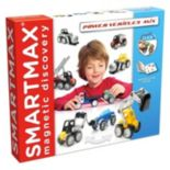 SmartMax Magnetic Discovery Power Vehicles Set