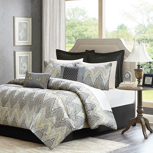 Madison Park Regis 12-pc. Comforter Set