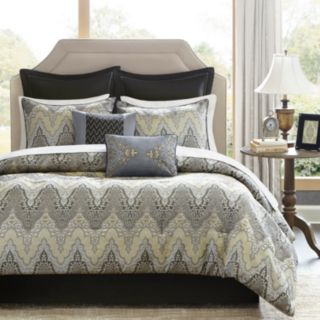 Madison Park Regis 12-pc. Comforter Set