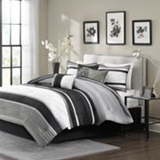 Madison Park Anderson 7 pc Comforter Set