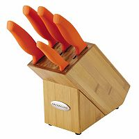 Rachael Ray 6-pc. Knife Block Set