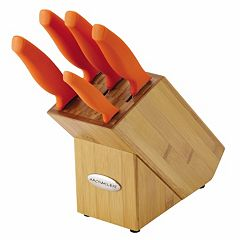 Rachael Ray 6 pc Knife Block Set