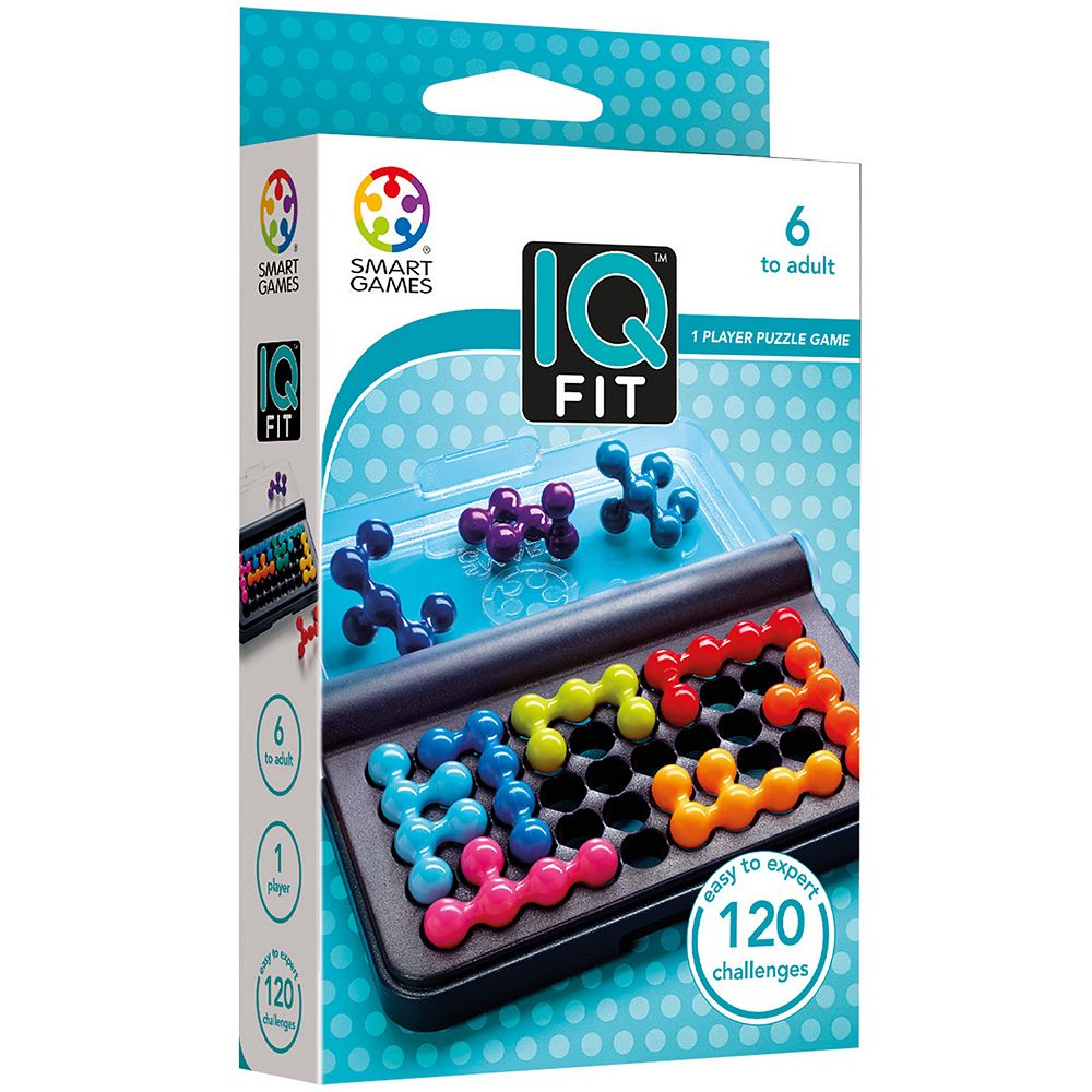 Smart Games IQ Fit Logic Game