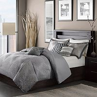 Madison Park Crawford 7-pc. Comforter Set
