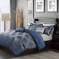 Madison Park Crawford 7 pc Comforter Set