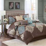 Madison Park Barnett 7 pc Comforter Set
