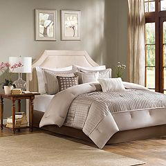 Madison Park Channing 7 pc Comforter Set
