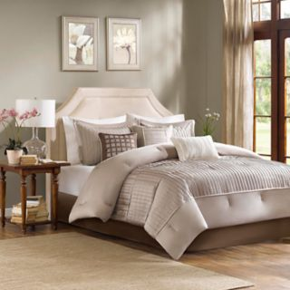 Madison Park Channing 7-pc. Comforter Set