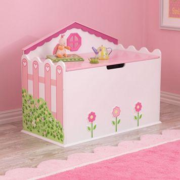 KidKraft Dollhouse Toy Box