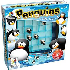 Smart Games Penguins on Ice Logic Game