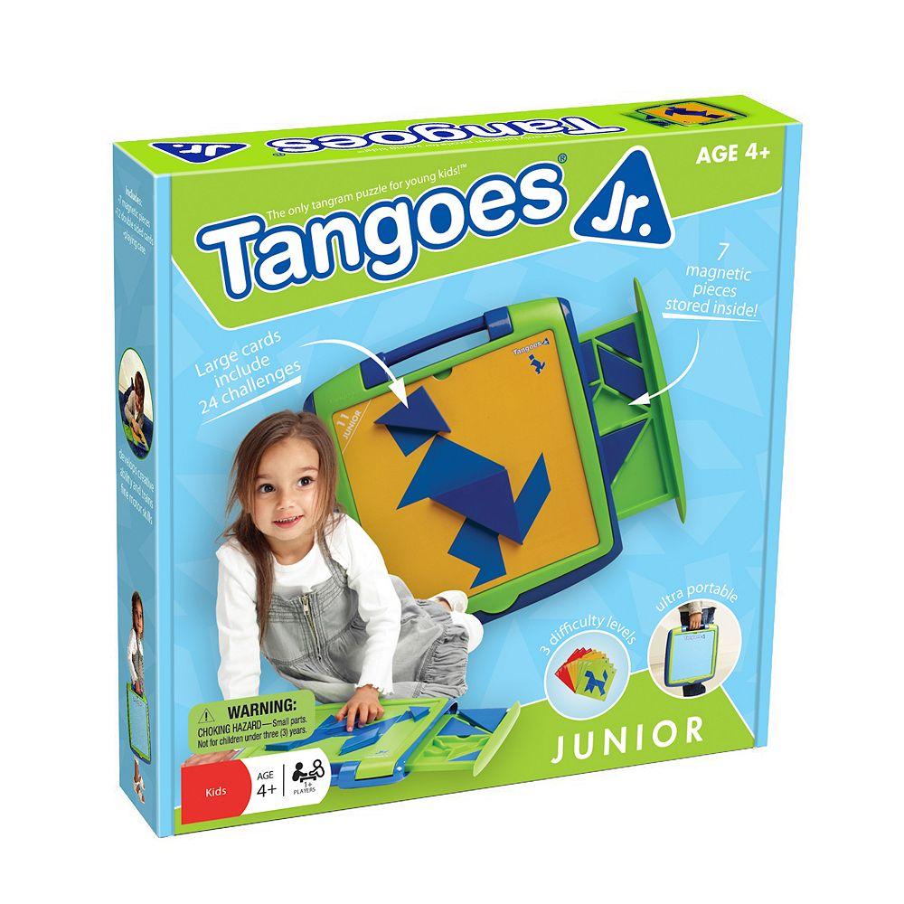 Tangoes Jr. Magnetic Puzzle Set