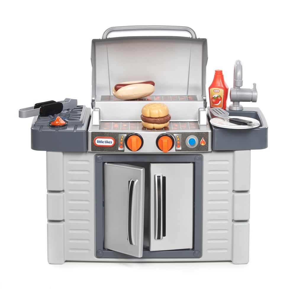 Little Tikes Cook 'n Grow BBQ Grill Playset