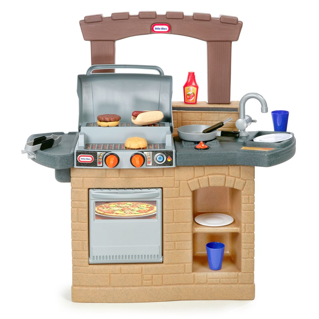 Little Tikes Cook 'n Play Outdoor BBQ Playset