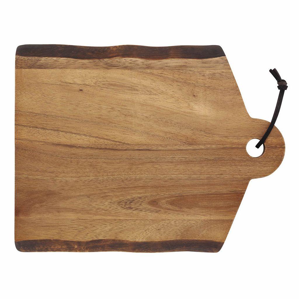 Rachael Ray Cucina 14'' x 11'' Acacia Wood Cutting Board