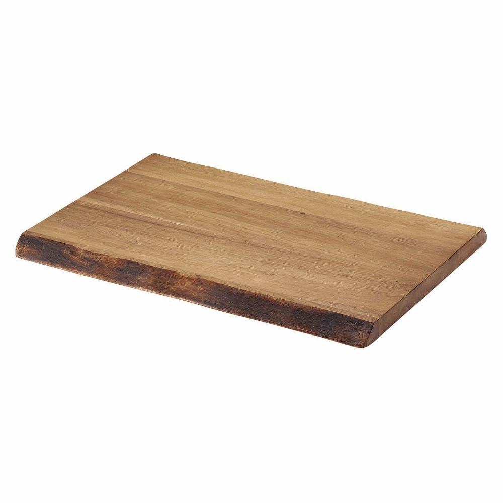 Rachael Ray Cucina 17'' x 12'' Acacia Wood Cutting Board