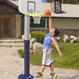 Little Tikes Adjust 'n Jam Pro Basketball Hoop