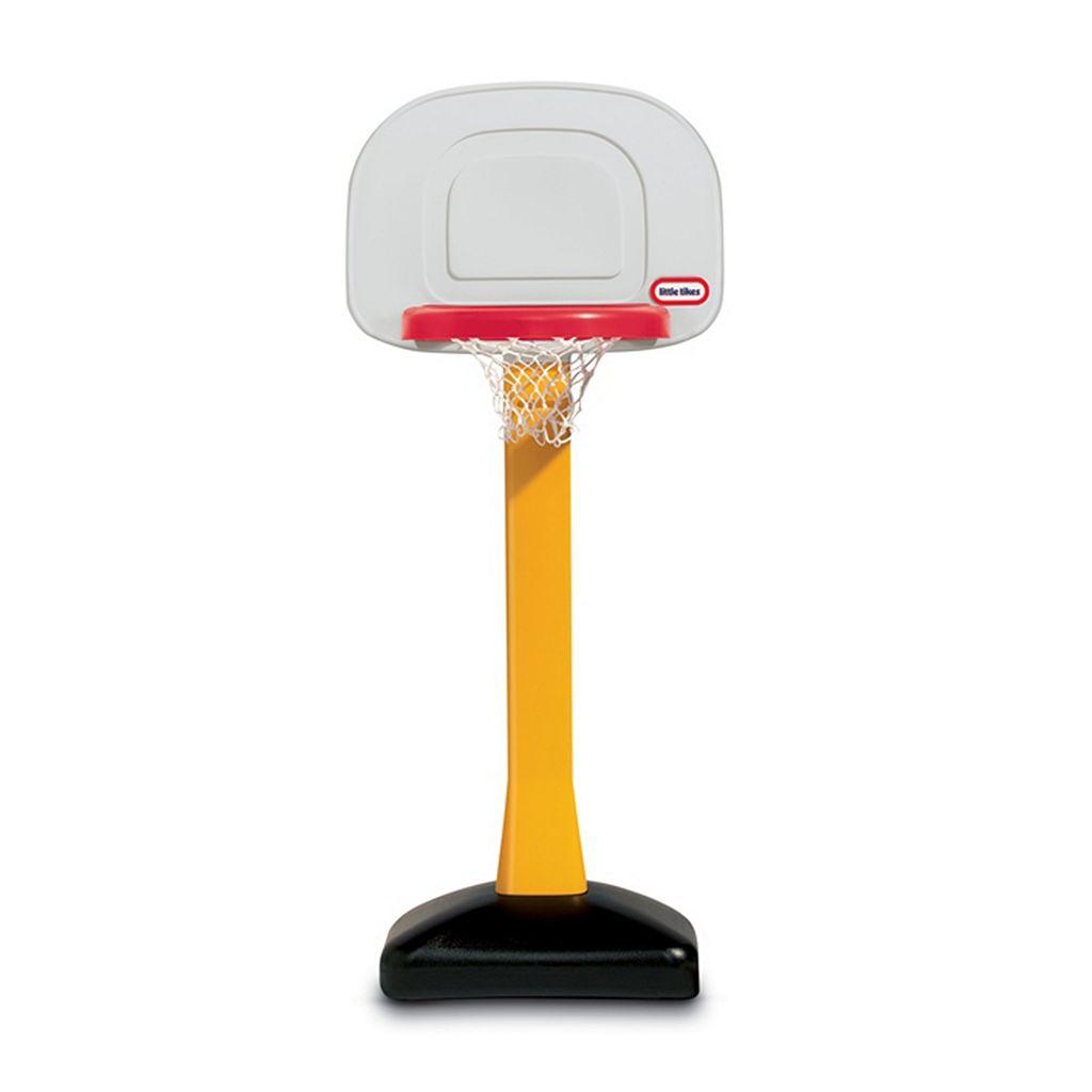 Little Tikes TotSports Basketball Set with Non-Adjustable Post
