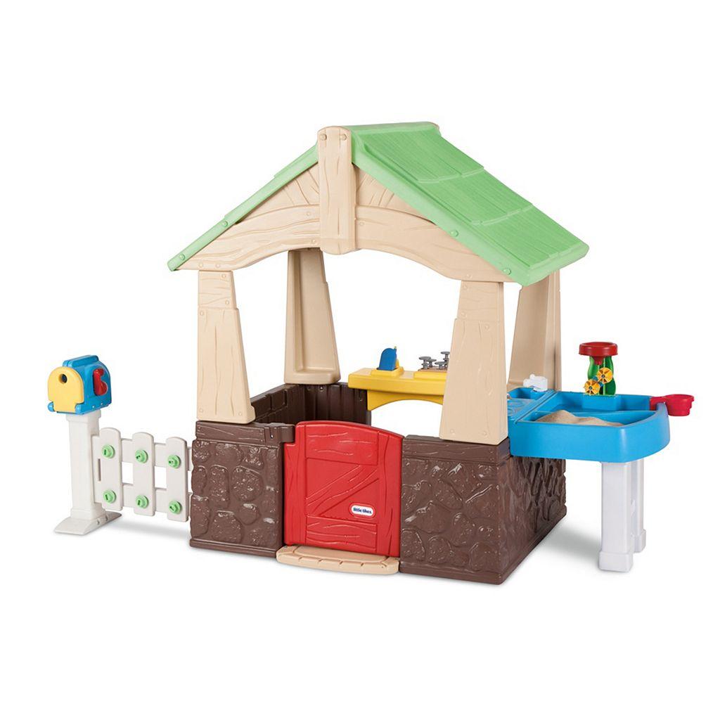 Little Tikes Deluxe Home & Garden Playhouse