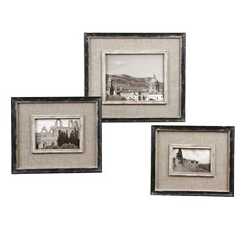 Kalidas 3-piece Frame Set