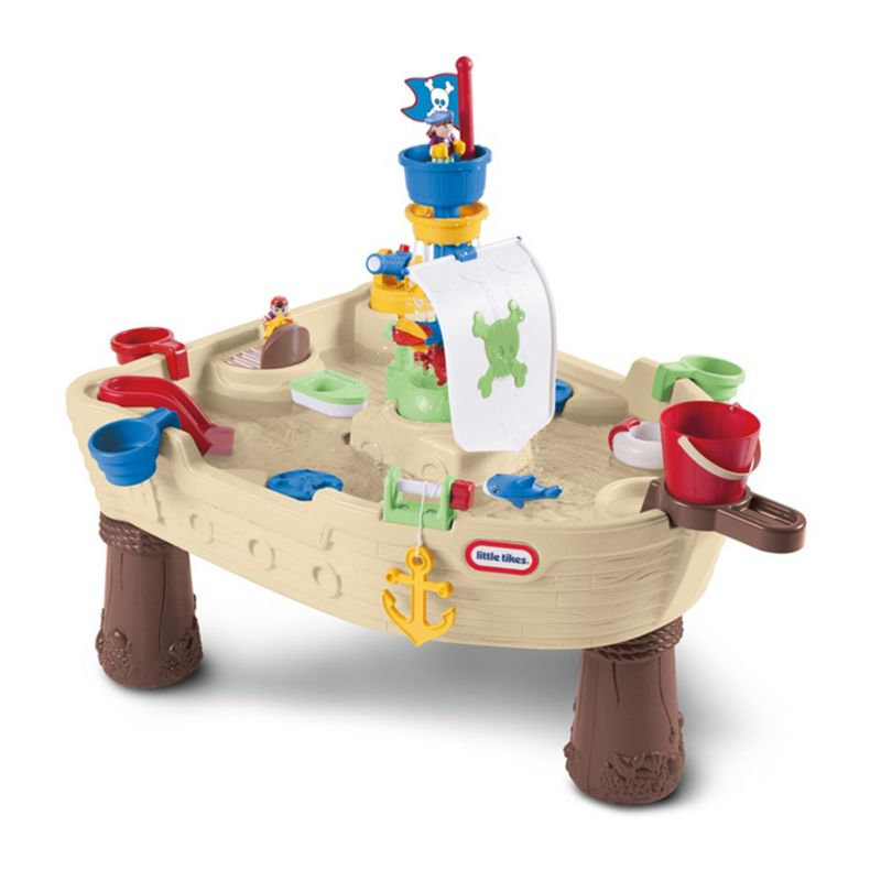 Little Tikes Anchors Away Pirate Ship Playset, Clrs