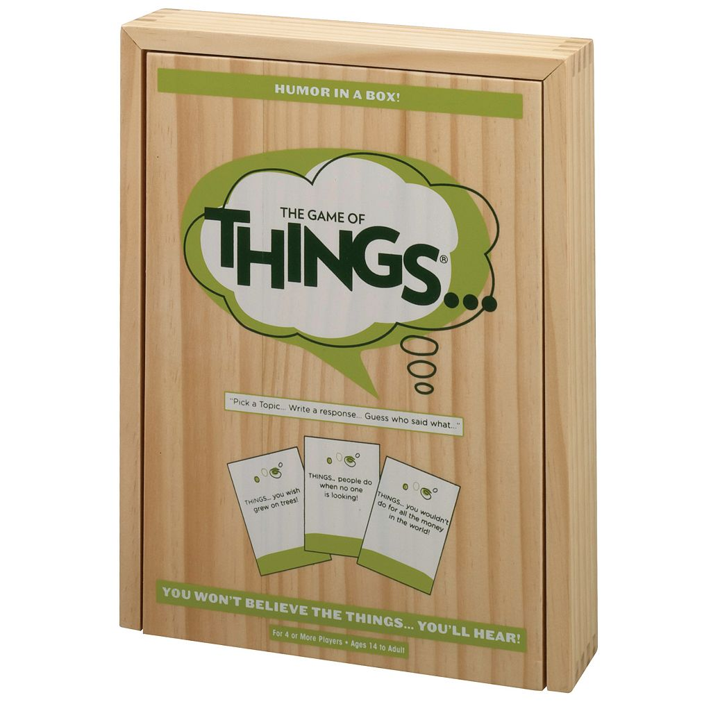 The Game of Things by Patch