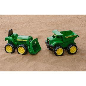 John Deere Sandbox Vehicles