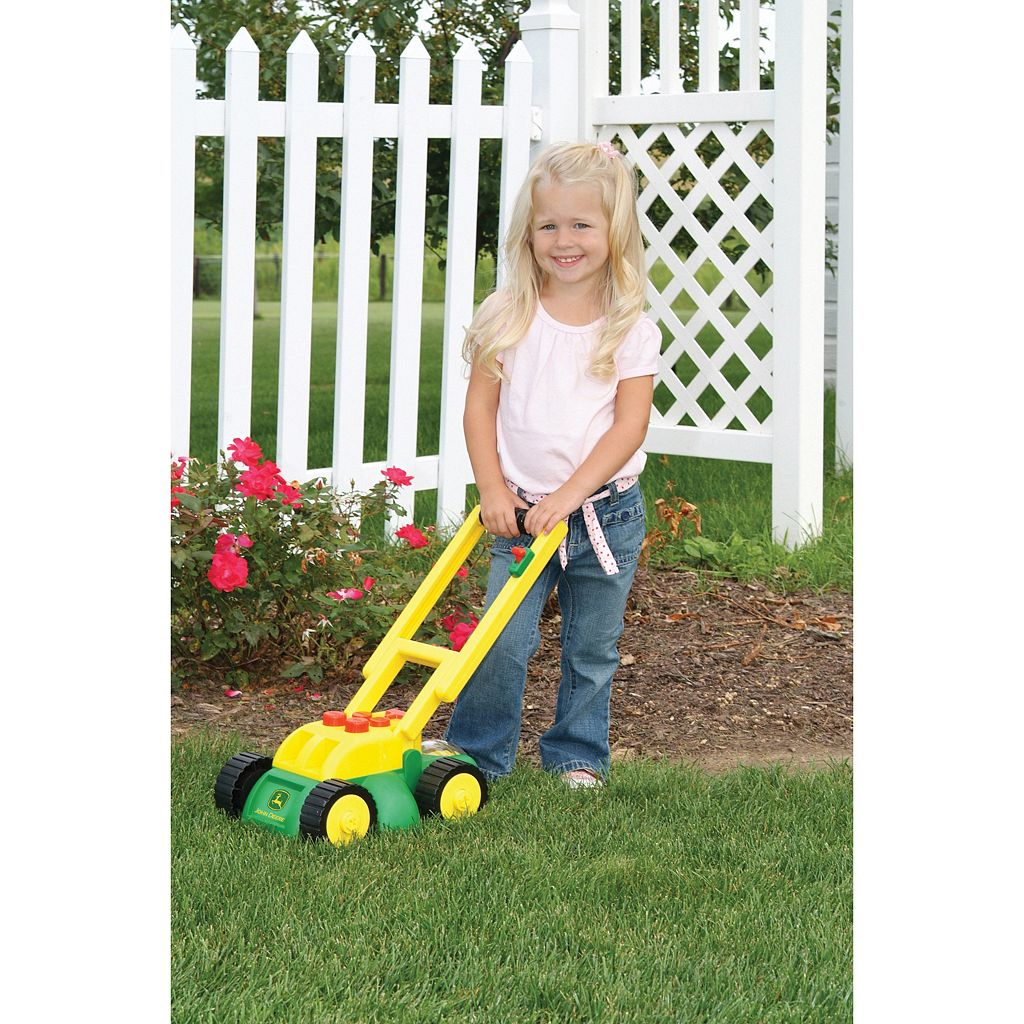 John Deere Real Sounds Lawnmower