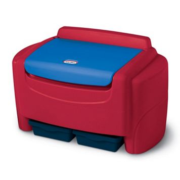 Little Tikes Sort 'n Store Primary Colors Toy Chest