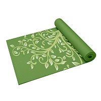 Gaiam Tree of Wisdom 3-mm Thick Yoga Mat