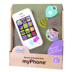 Mirari Record and Remote Ring myPhone