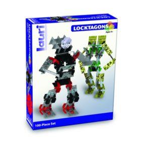 Locktagons 100-pc. Set by Lauri