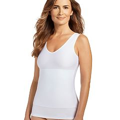 Jockey Slimmers Hidden Panel Reversible Tank 4096