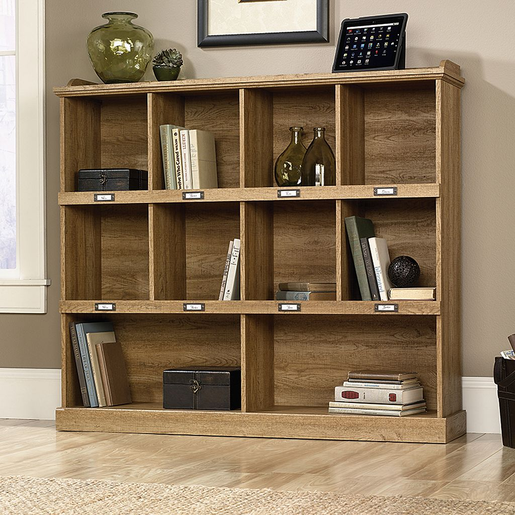 Sauder Barrister Lane Collection 10-Shelf Bookcase