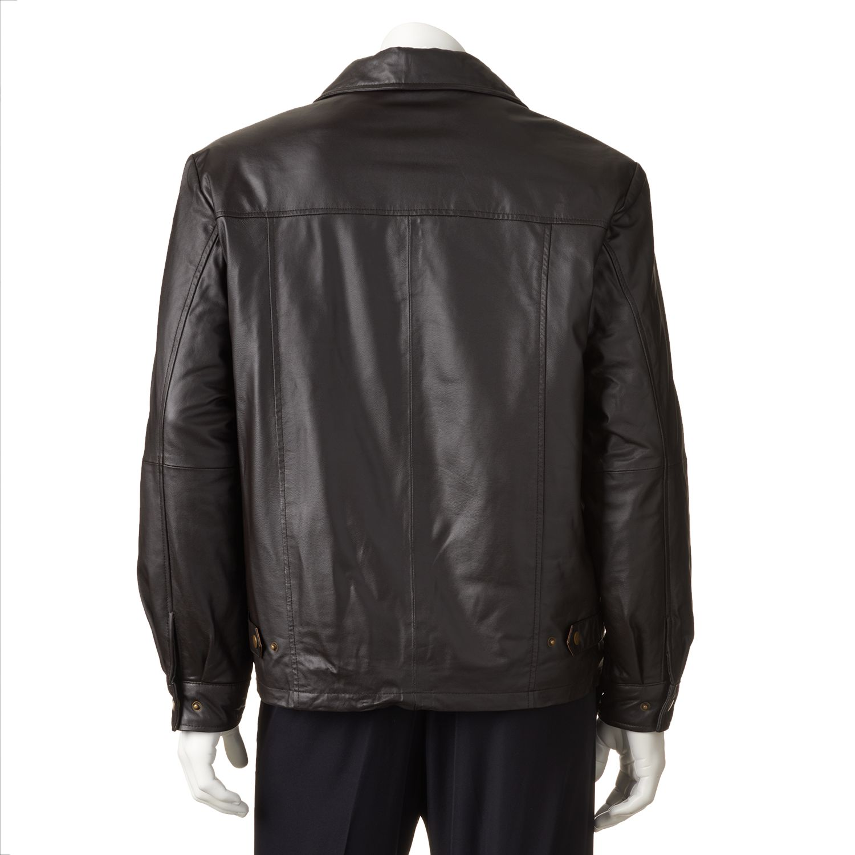 b7593fc3f Men's Leather Jackets   Kohl's
