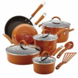 Rachael Ray Cucina 12 pc Hard-Enamel Nonstick Cookware Set