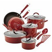 Rachael Ray Cucina 12 pc Hard-Enamel Nonstick Cookware Set