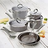 Rachael Ray® Cucina 12-pc. Hard-Enamel Nonstick Cookware Set