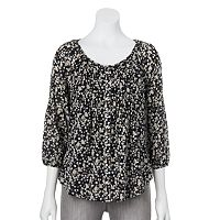 SONOMA Goods for Life™ Pintuck Peasant Top Set - Women's