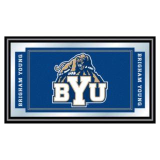 BYU Cougars Framed Logo Wall Art