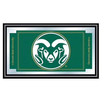 Colorado State Rams Framed Logo Wall Art