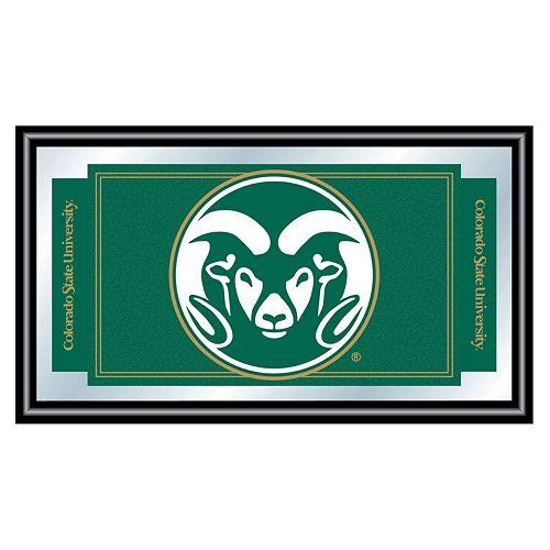 Colorado State Rams Framed Logo Wall Art