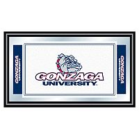 Gonzaga Bulldogs Framed Logo Wall Art