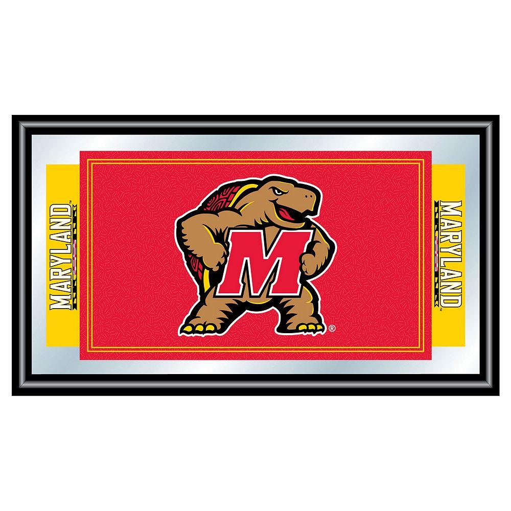Maryland Terrapins Framed Logo Wall Art