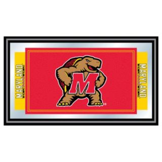 Maryland Terrapins Framed Logo Wall Art