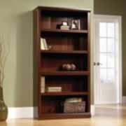 Sauder Contemporary 5-Shelf Bookcase