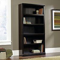 Sauder Contemporary 5-Shelf Bookcase