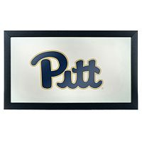 Pitt Panthers Framed Logo Wall Art