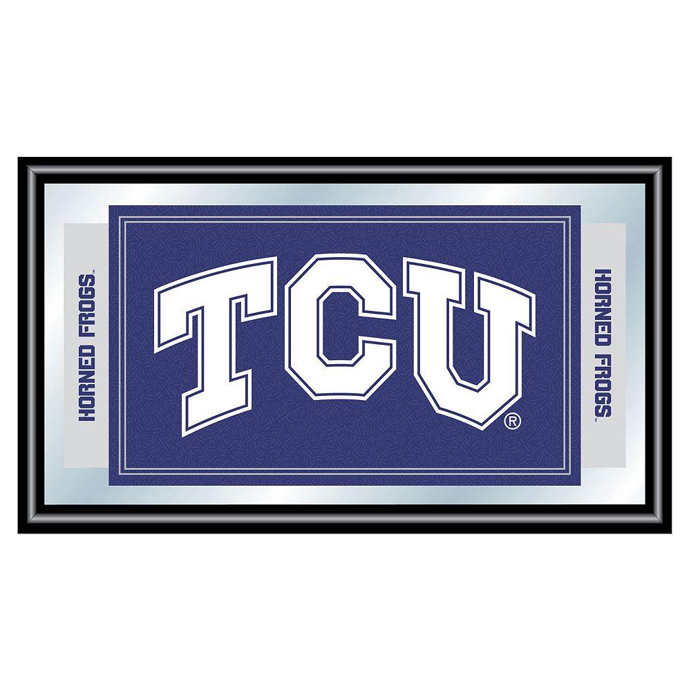 TCU Horned Frogs Framed Logo Wall Art