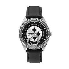 Sparo Beat Pittsburgh Steelers Women's Watch